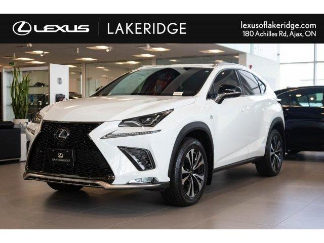 2019 Lexus NX 300 Base (Stk: L19009) in Toronto - Image 1 of 25