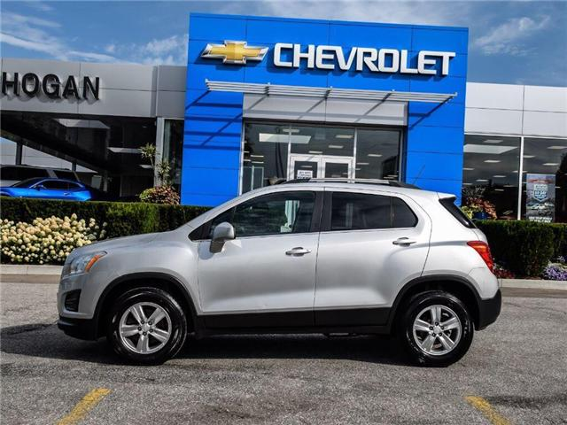 2015 Chevrolet Trax 2LT (Stk: WN219665) in Scarborough - Image 2 of 24