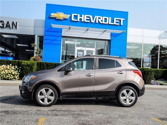 2015 Buick Encore Convenience (Stk: A038659) in Scarborough - Image 2 of 22