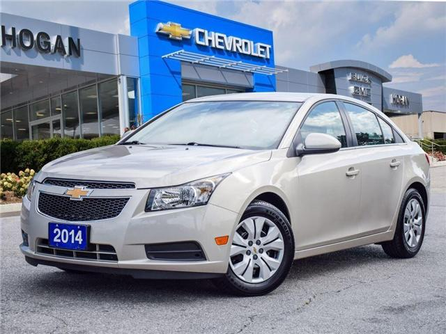 2014 Chevrolet Cruze 1LT (Stk: A415814) in Scarborough - Image 1 of 26