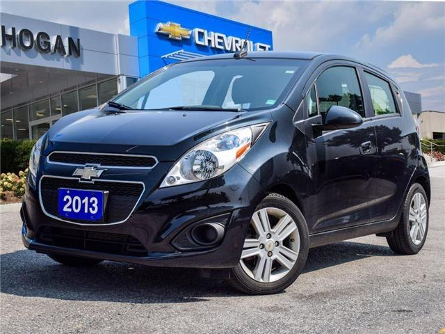 2013 Chevrolet Spark 1LT Auto (Stk: WN529453) in Scarborough - Image 1 of 20
