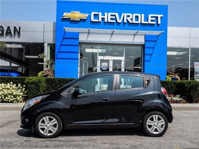 2013 Chevrolet Spark 1LT Auto (Stk: WN529453) in Scarborough - Image 2 of 20