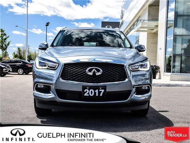 2017 Infiniti QX60 Base (Stk: I6331) in Guelph - Image 2 of 20