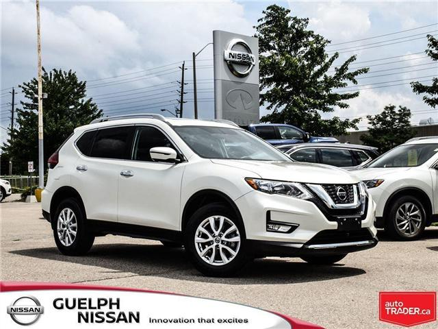 2018 Nissan Rogue  (Stk: N19261) in Guelph - Image 1 of 22