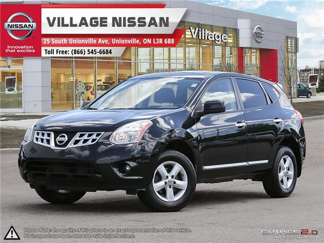 2013 Nissan Rogue S (Stk: 80666A) in Unionville - Image 1 of 27