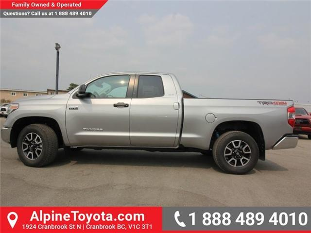 2018 Toyota Tundra  (Stk: X763229) in Cranbrook - Image 2 of 15