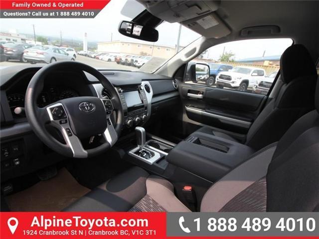 2018 Toyota Tundra SR5 Plus 5.7L V8 (Stk: X763229) in Cranbrook - Image 7 of 15