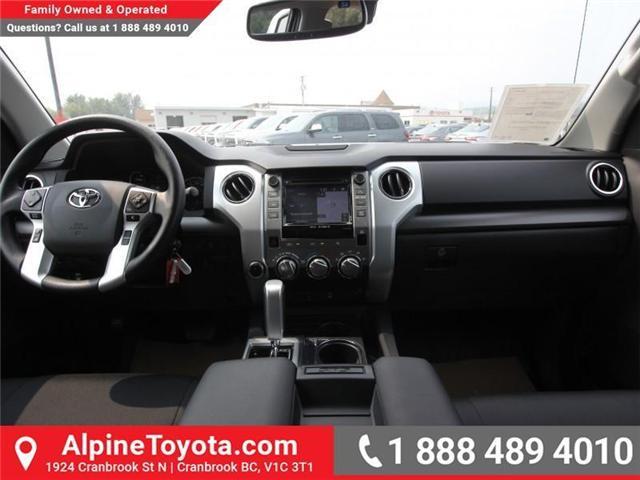 2018 Toyota Tundra SR5 Plus 5.7L V8 (Stk: X763229) in Cranbrook - Image 8 of 15