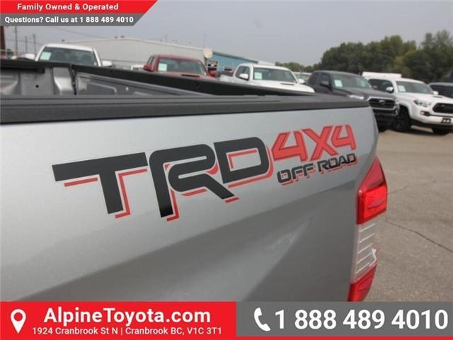 2018 Toyota Tundra SR5 Plus 5.7L V8 (Stk: X763229) in Cranbrook - Image 14 of 15