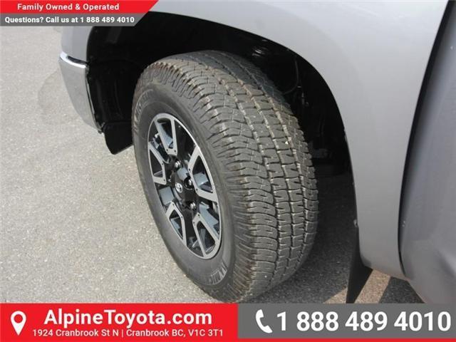 2018 Toyota Tundra SR5 Plus 5.7L V8 (Stk: X763229) in Cranbrook - Image 15 of 15