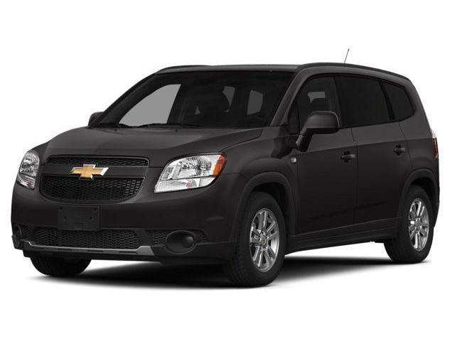 2014 Chevrolet Orlando LTZ (Stk: WN583900) in Scarborough - Image 1 of 1