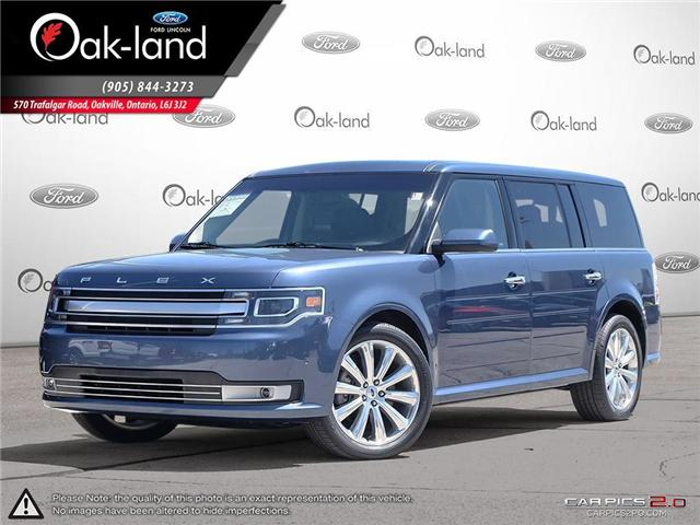 2018 Ford Flex Limited (Stk: A3027) in Oakville - Image 1 of 30