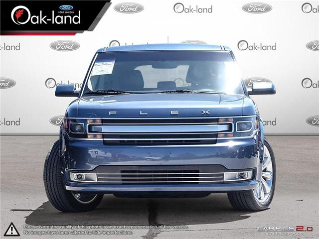 2018 Ford Flex Limited (Stk: A3027) in Oakville - Image 2 of 30