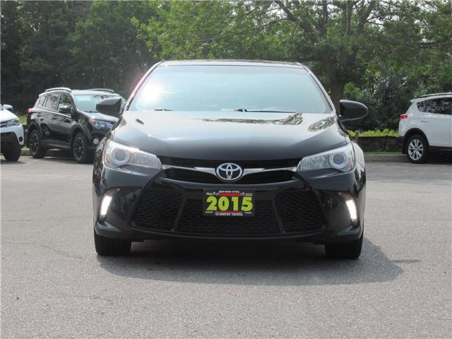 2015 Toyota Camry  (Stk: 80360A) in Whitby - Image 2 of 23