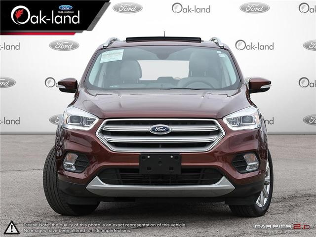 2018 Ford Escape Titanium (Stk: A3051) in Oakville - Image 2 of 27