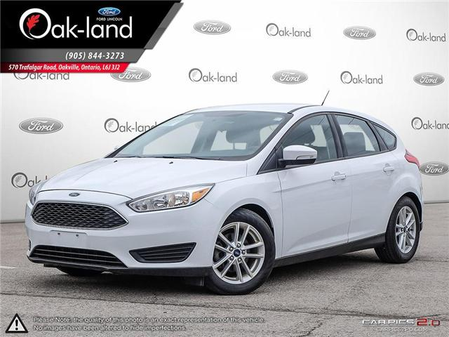 2015 Ford Focus SE (Stk: A3041) in Oakville - Image 1 of 29