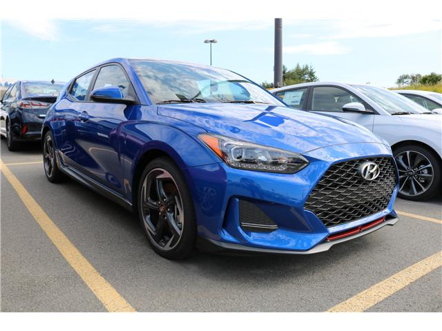 2019 Hyundai Veloster Turbo (Stk: 91204) in Saint John - Image 1 of 3