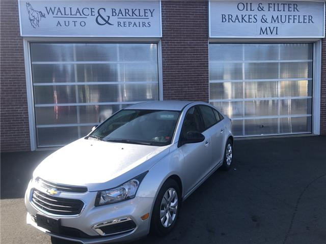 2016 Chevrolet Cruze Limited 1LS (Stk: 111239) in Truro - Image 1 of 8