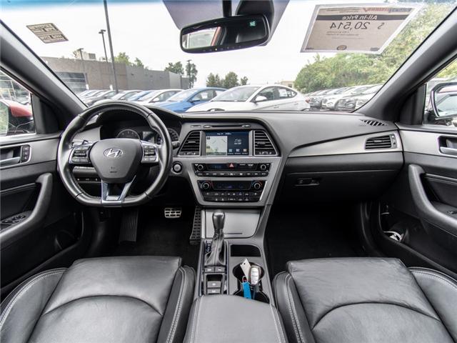 2015 Hyundai Sonata 2.0T Ultimate (Stk: R76749A) in Ottawa - Image 8 of 13