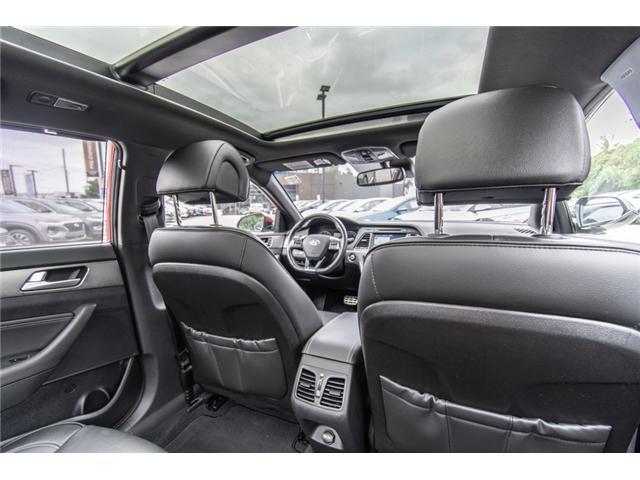 2015 Hyundai Sonata 2.0T Ultimate (Stk: R76749A) in Ottawa - Image 10 of 13