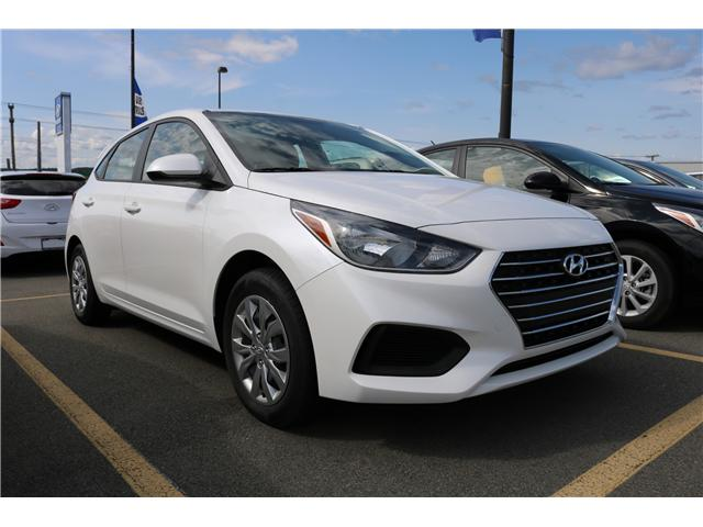 2018 Hyundai Accent LE (Stk: 81224) in Saint John - Image 1 of 2