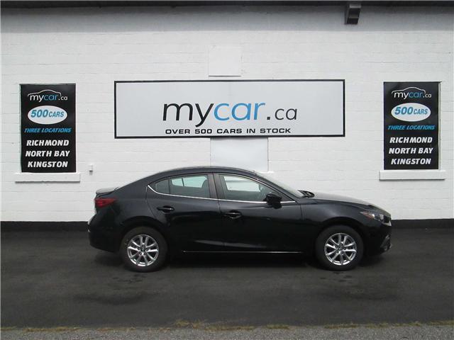 2015 Mazda Mazda3 GS (Stk: 181093) in Richmond - Image 1 of 12