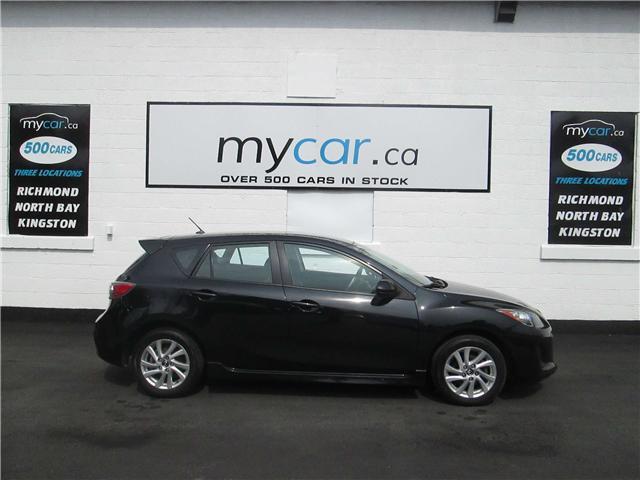 2013 Mazda Mazda3 GS-SKY (Stk: 181095) in North Bay - Image 1 of 12