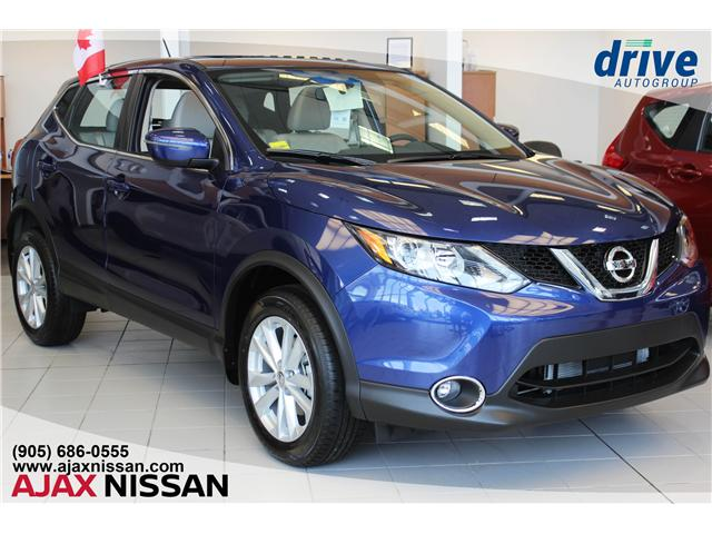 2018 Nissan Qashqai SV (Stk: T276) in Ajax - Image 1 of 9