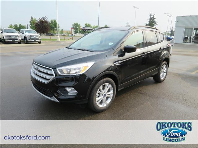 2018 Ford Escape SE (Stk: JK-440) in Okotoks - Image 1 of 5