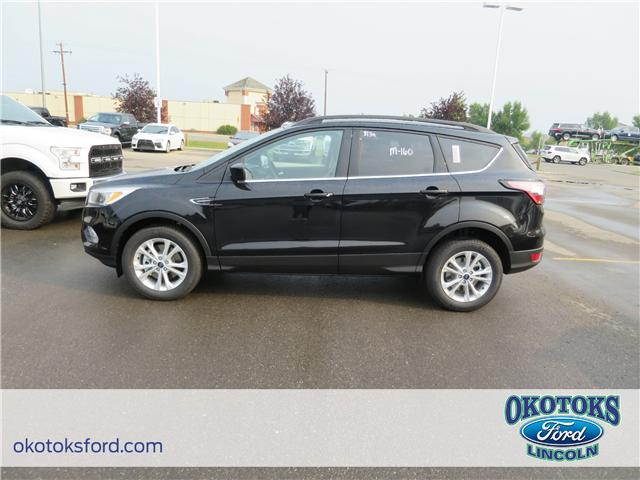 2018 Ford Escape SE (Stk: JK-440) in Okotoks - Image 2 of 5