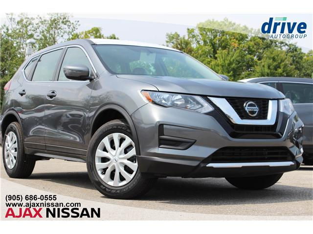 2018 Nissan Rogue S (Stk: T296) in Ajax - Image 1 of 12