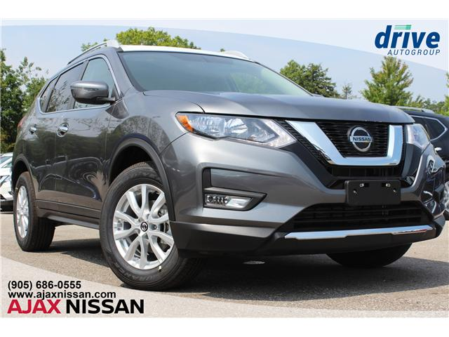 2018 Nissan Rogue SV (Stk: T315) in Ajax - Image 1 of 13