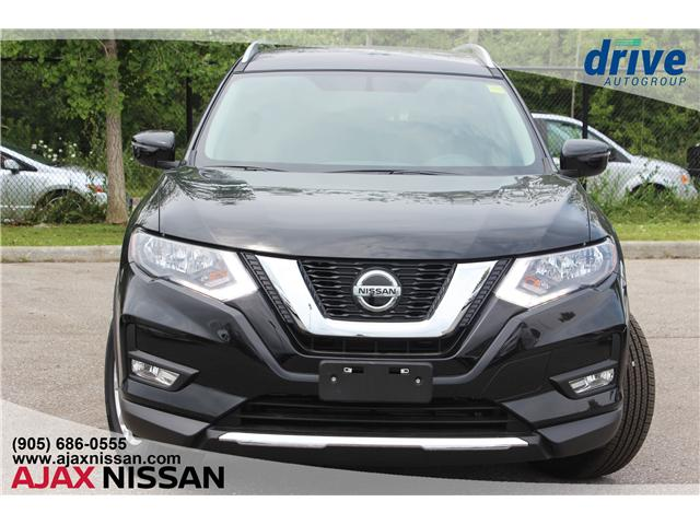2018 Nissan Rogue SV (Stk: T052) in Ajax - Image 2 of 12