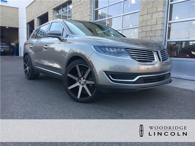 2016 Lincoln MKX Reserve (Stk: JK-383A) in Calgary - Image 1 of 19