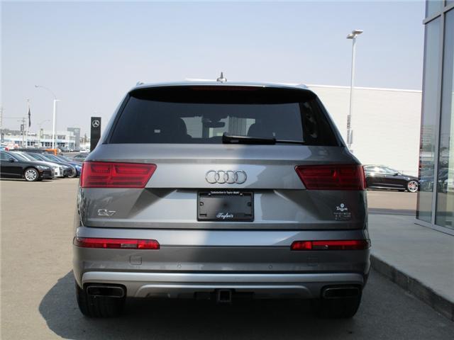 2017 Audi Q7 3.0T Technik (Stk: 1805971) in Regina - Image 4 of 33