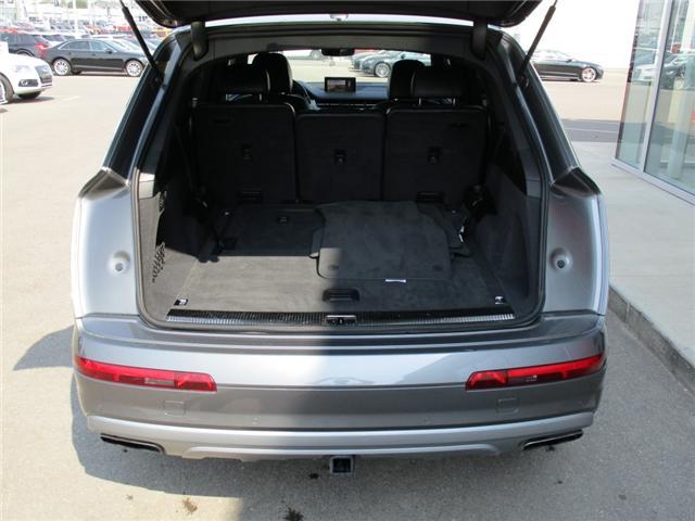 2017 Audi Q7 3.0T Technik (Stk: 1805971) in Regina - Image 10 of 33