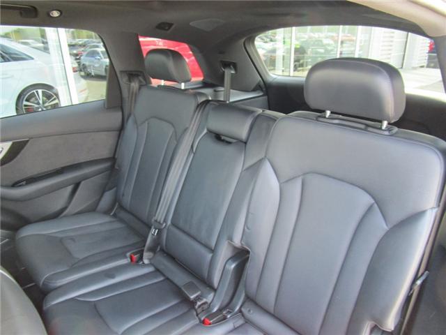 2017 Audi Q7 3.0T Technik (Stk: 1805971) in Regina - Image 11 of 33