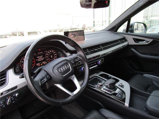 2017 Audi Q7 3.0T Technik (Stk: 1805971) in Regina - Image 14 of 33