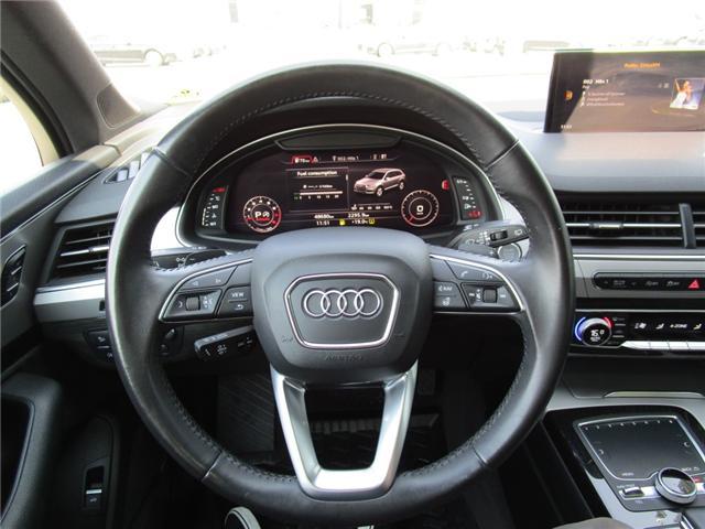 2017 Audi Q7 3.0T Technik (Stk: 1805971) in Regina - Image 18 of 33