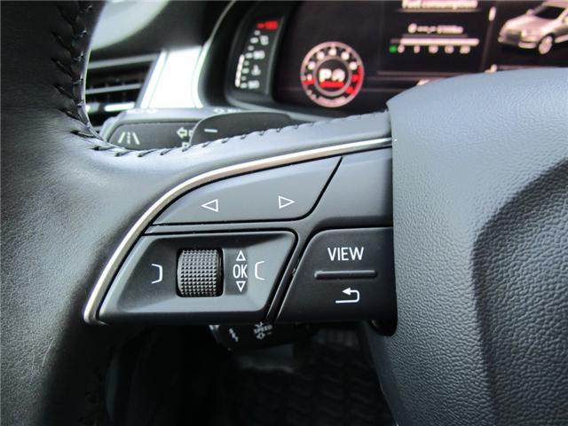 2017 Audi Q7 3.0T Technik (Stk: 1805971) in Regina - Image 19 of 33