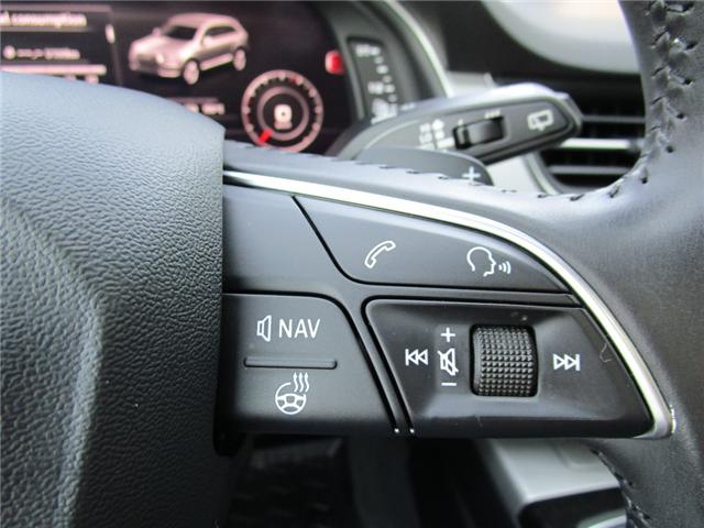 2017 Audi Q7 3.0T Technik (Stk: 1805971) in Regina - Image 20 of 33