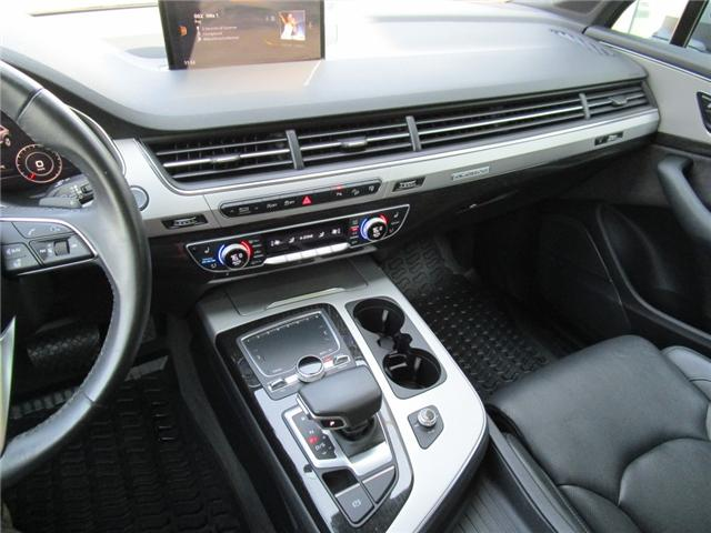 2017 Audi Q7 3.0T Technik (Stk: 1805971) in Regina - Image 23 of 33