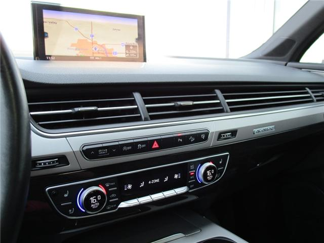 2017 Audi Q7 3.0T Technik (Stk: 1805971) in Regina - Image 28 of 33