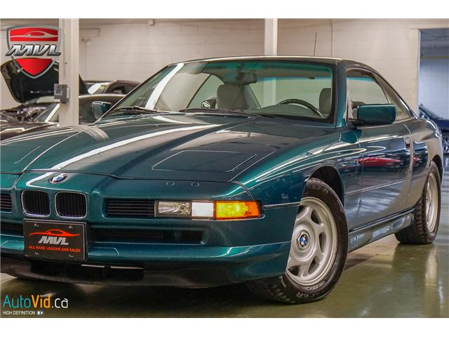 1993 BMW 850i  (Stk: ) in Oakville - Image 1 of 32