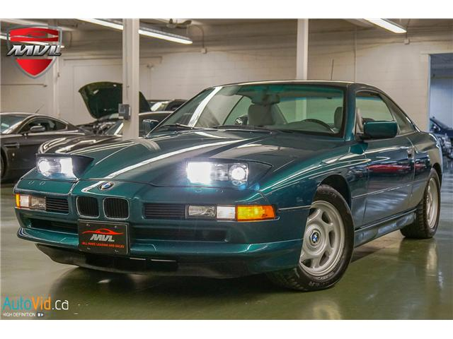 1993 BMW 850i  (Stk: ) in Oakville - Image 2 of 32