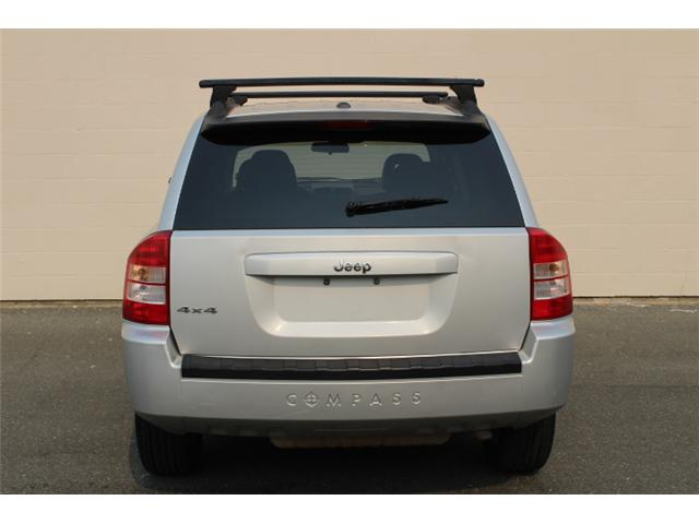 2008 Jeep Compass Sport/North (Stk: D771627A) in Courtenay - Image 26 of 29