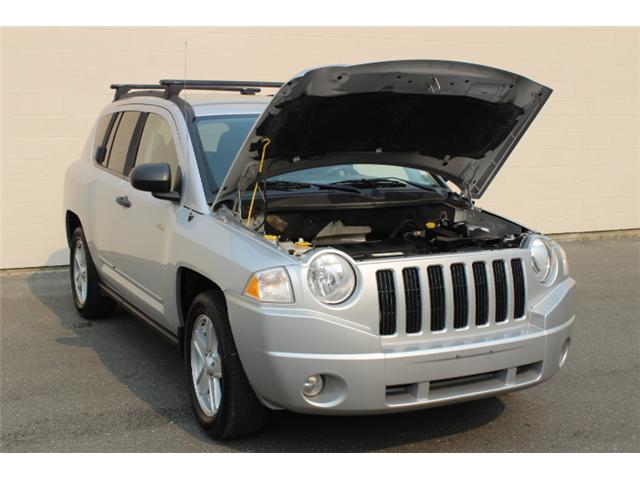 2008 Jeep Compass Sport/North (Stk: D771627A) in Courtenay - Image 28 of 29