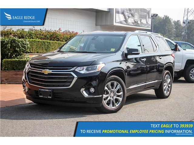 2018 Chevrolet Traverse Premier (Stk: 187600) in Coquitlam - Image 1 of 19