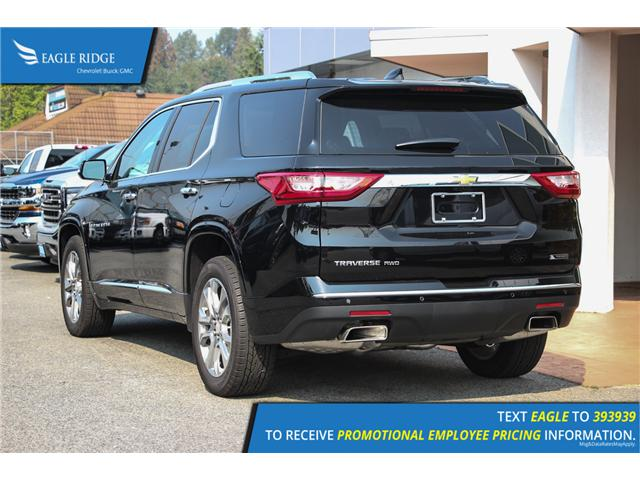 2018 Chevrolet Traverse Premier (Stk: 187600) in Coquitlam - Image 4 of 19