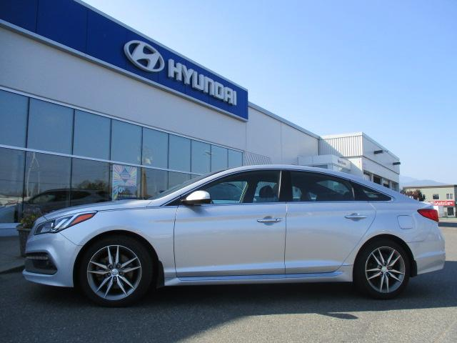 2016 Hyundai Sonata 2.0T Sport Ultimate (Stk: H89-4807A) in Chilliwack - Image 1 of 4